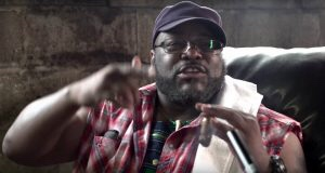 "Freddie Foxx aka Bumpy Knuckles Links with Nottz for ""Grumpy Ol' Man"""