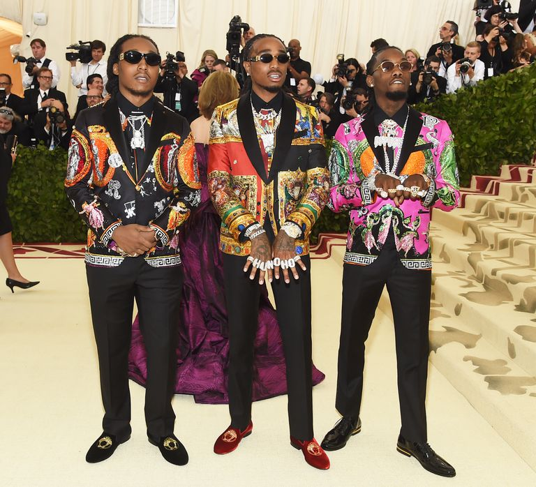 #BlackExcellence Flourished At The 2018 Met Gala