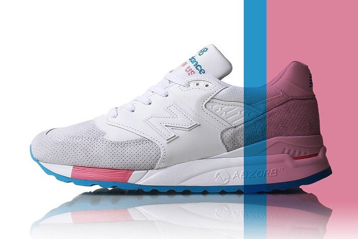 "New Balance Dropped A Summer Ready ""Made In USA"" 998 Shoe"