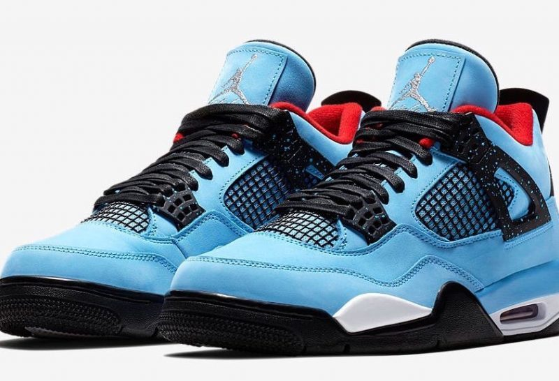 Travis Scott x Air Jordan 4 On The Way!