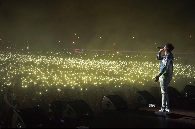 Meek Mill Performs at Rolling Loud! His First Performance Since Coming Home!