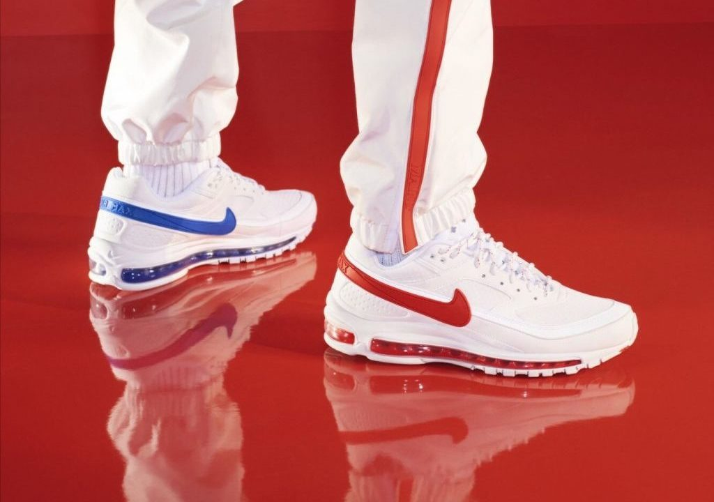 This Skepta x Nike Shoe Collaboration Is Fire