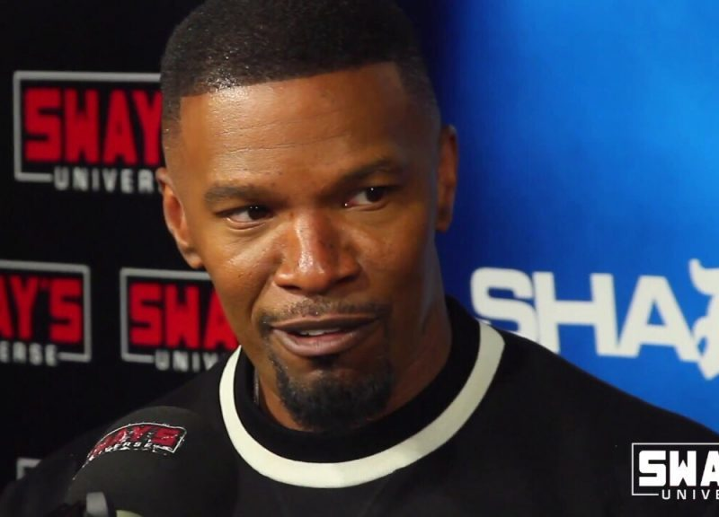 Jamie Foxx and Daughter Corinne Foxx Talk Co-Hosting Beat Shazam