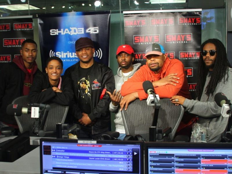 The Internet Talks New Album on Sway In The Morning