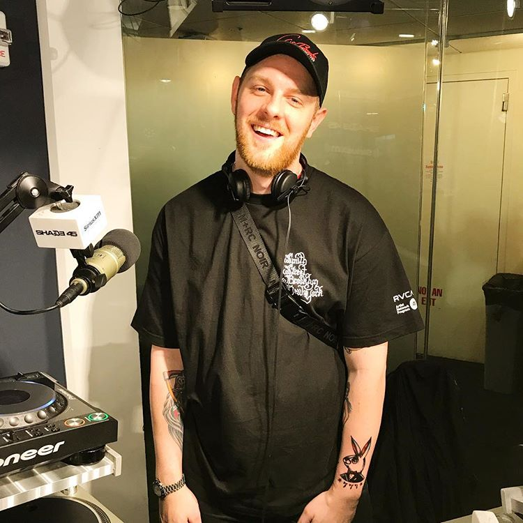 DJ Kenny Beats Sway In The Morning Mix