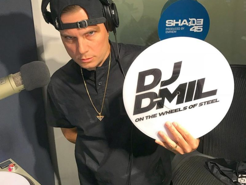 DJ D-Mil Sway In The Morning Mix