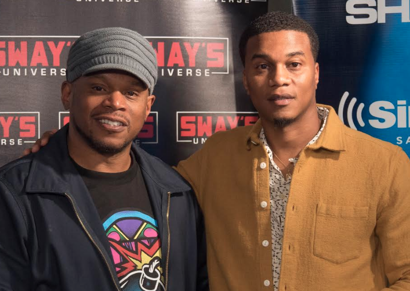 Cory Hardrict on Newborn Baby Girl and New Film '211' with Nicolas Cage