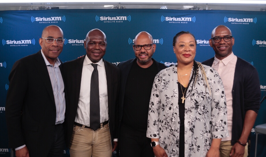 SiriusXM Urbanview Town Hall Hosted By Kelly Kinkaid and Emil Wilbekin