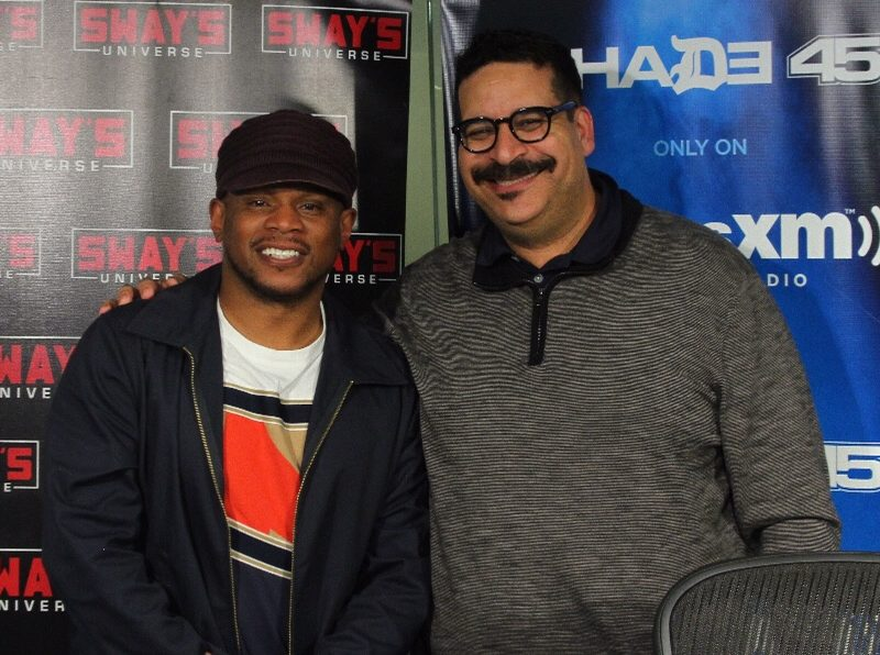 Comedian Erik Griffin Weighs in on Rap Battles Vs. Comedy Battles