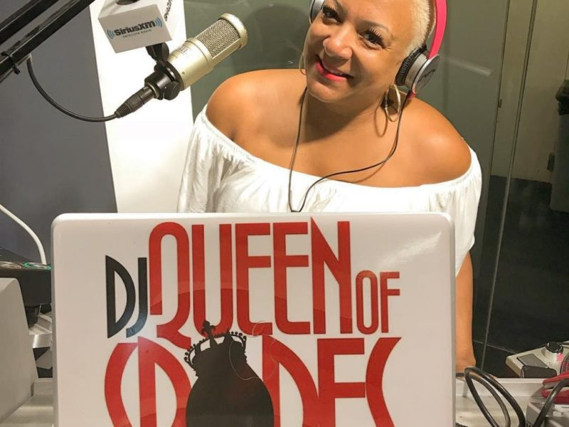DJ Queen Of Spades Sway In The Morning Mix