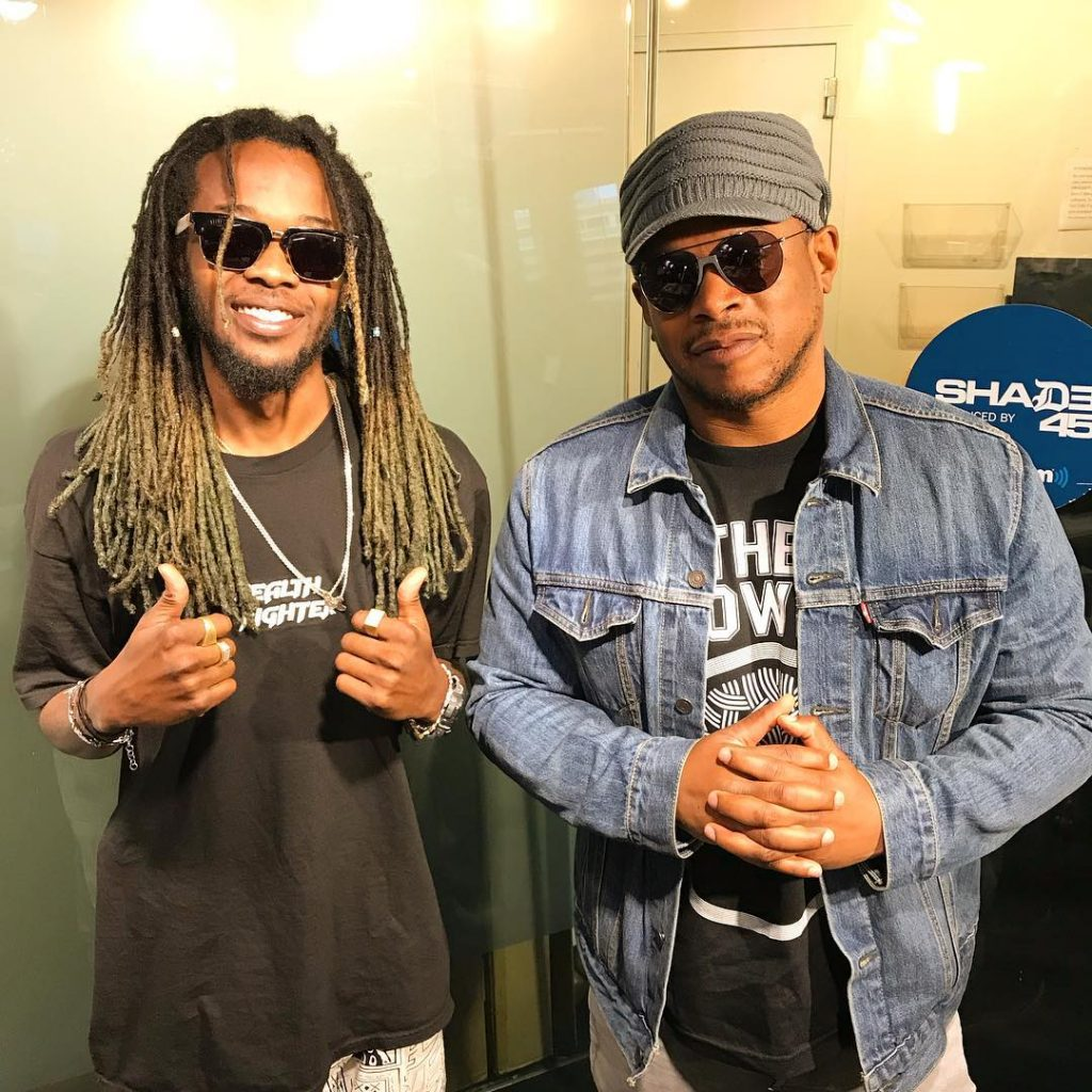 DJ Mike G Sway In The Morning Mix
