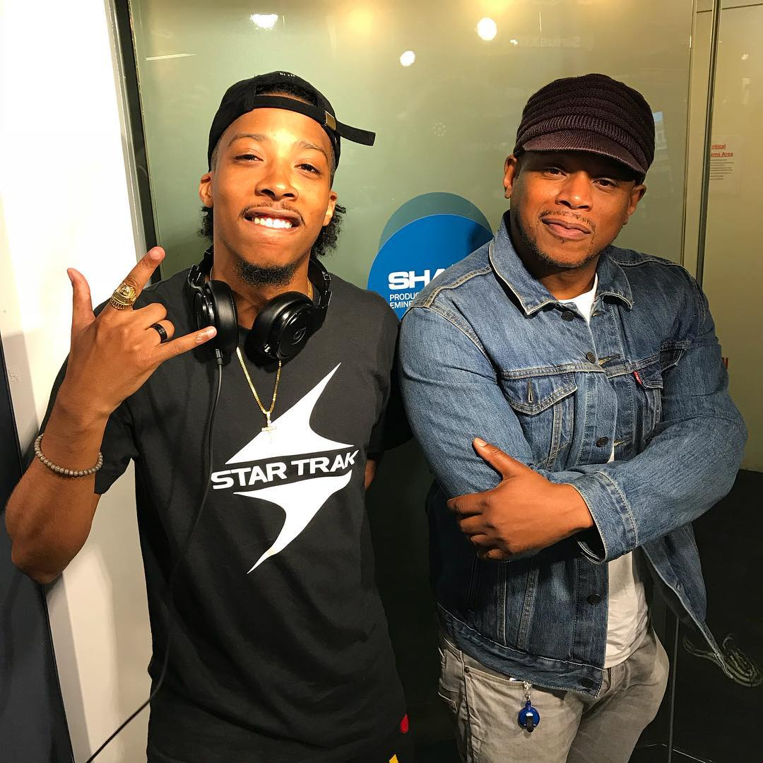 DJ Yoo Q Sway In The Morning Mix