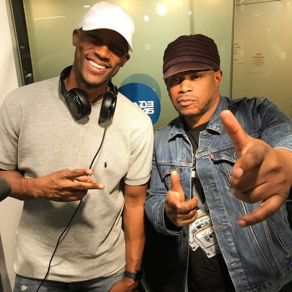 DJ D Sharp Sway In The Morning Mix