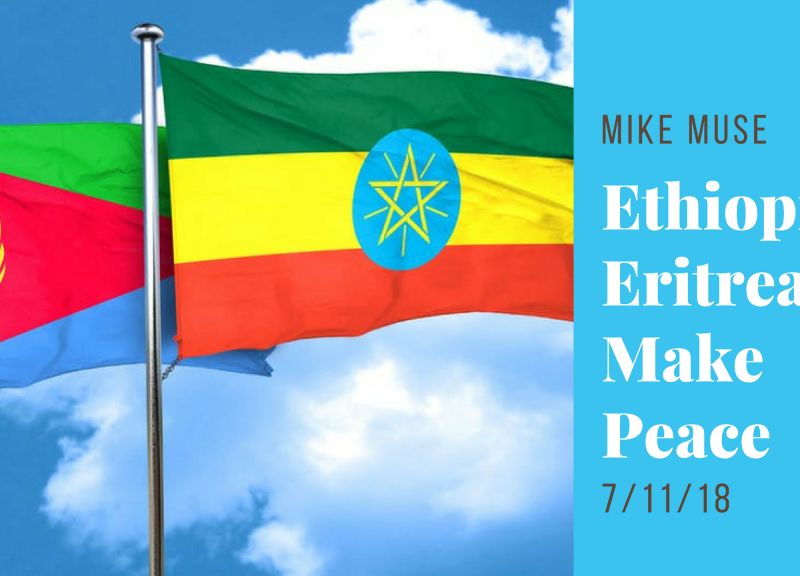 Political News Update: Supreme Court Justice, NATO and Eritrea/Ethiopia Peace Accords