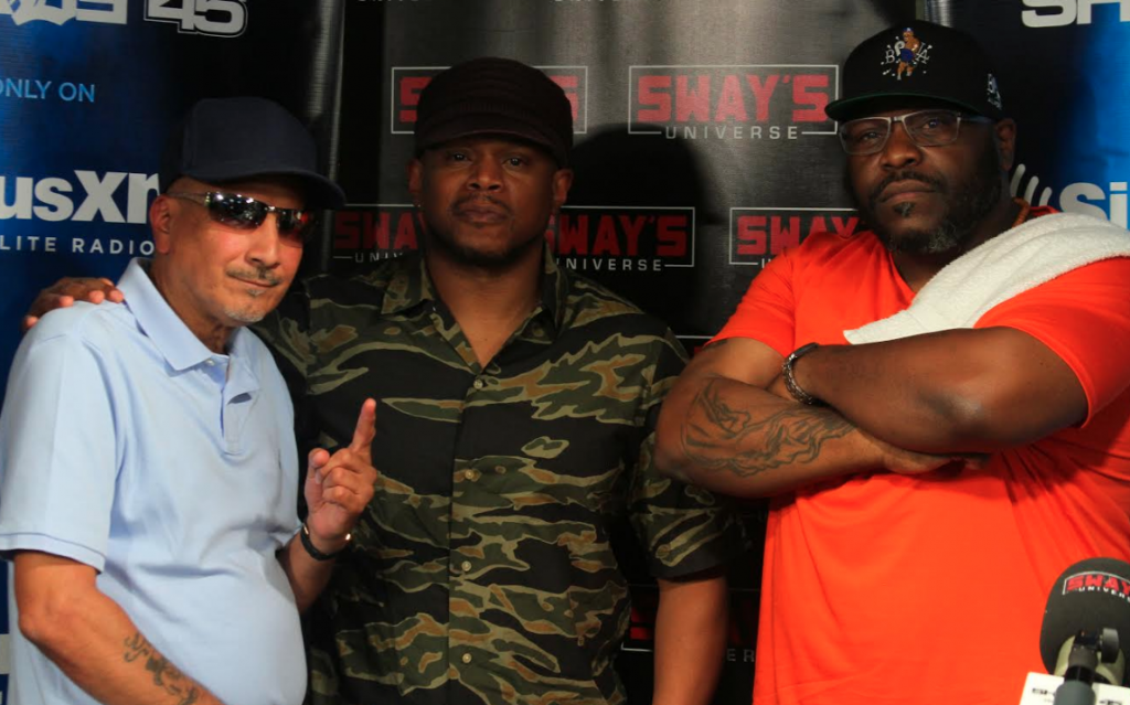 Hip-Hop Cultural Legends Bumpy Knuckles and Real Rap Talk The Ascend of the Paid In Full Posse