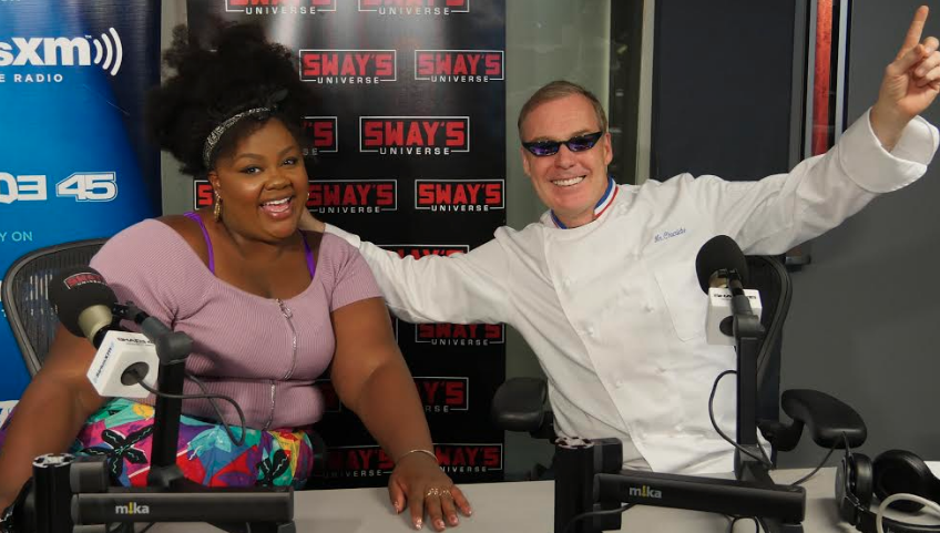 "Nicole Byer & Jacques Torres on The New Season Of Netflix's ""Nailed It!"""