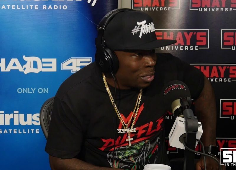 Lil Keke Freestyle on Sway In The Morning