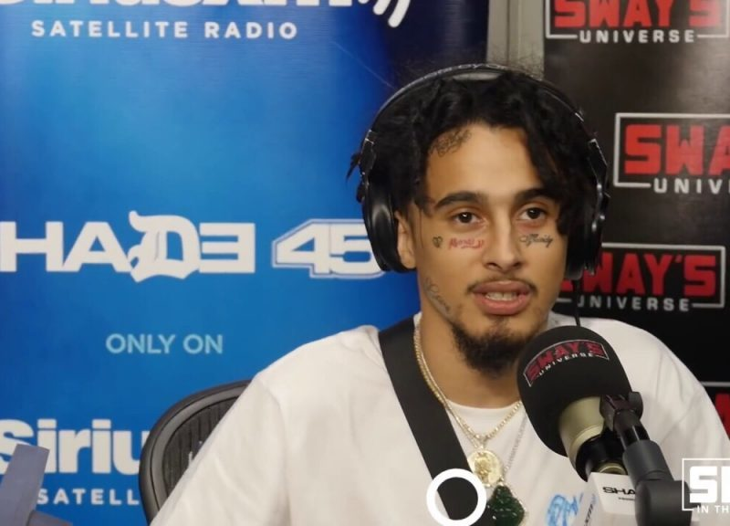Wifisfuneral on Making Music That Matters for This Generation and Freestyles