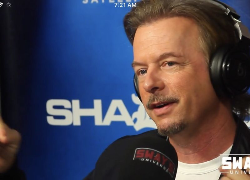 David Spade Recalls Eddie Murphy Beef and Talks New Movie 'Father of The Year'
