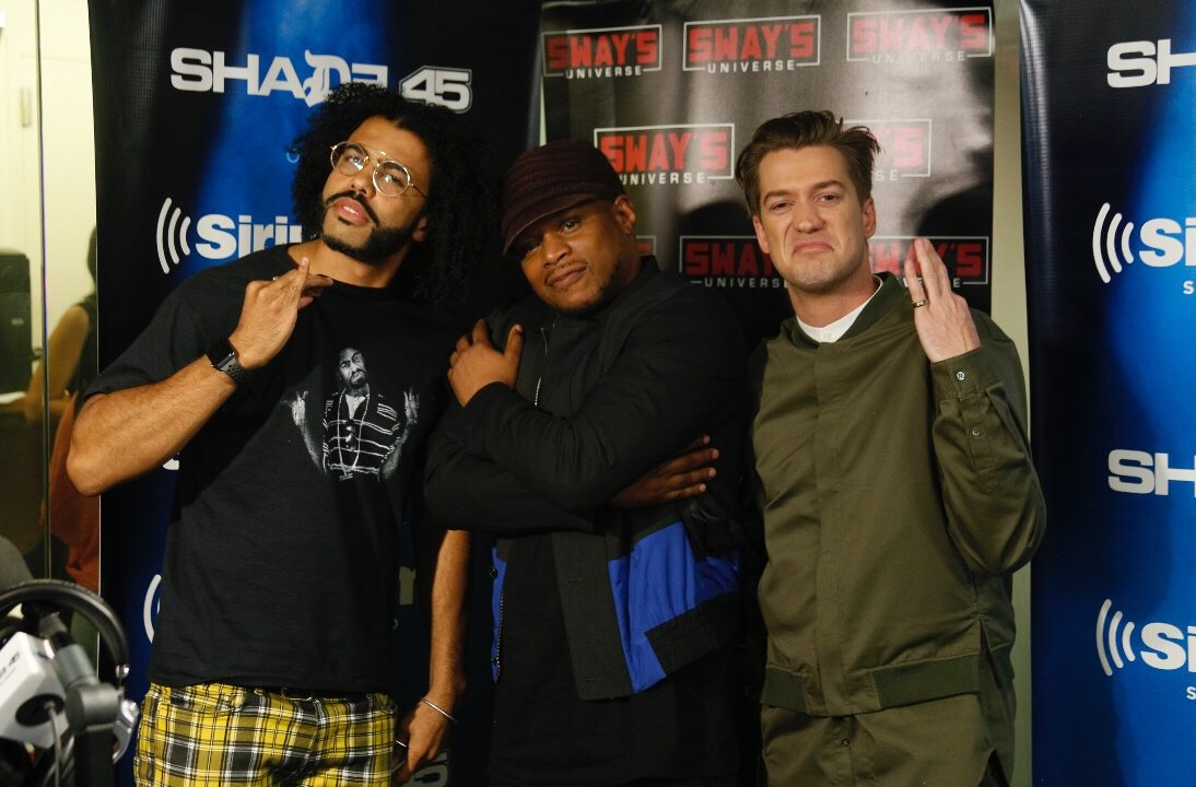 Daveed Diggs and Rafael Casal 5 Fingers of Death Freestyle