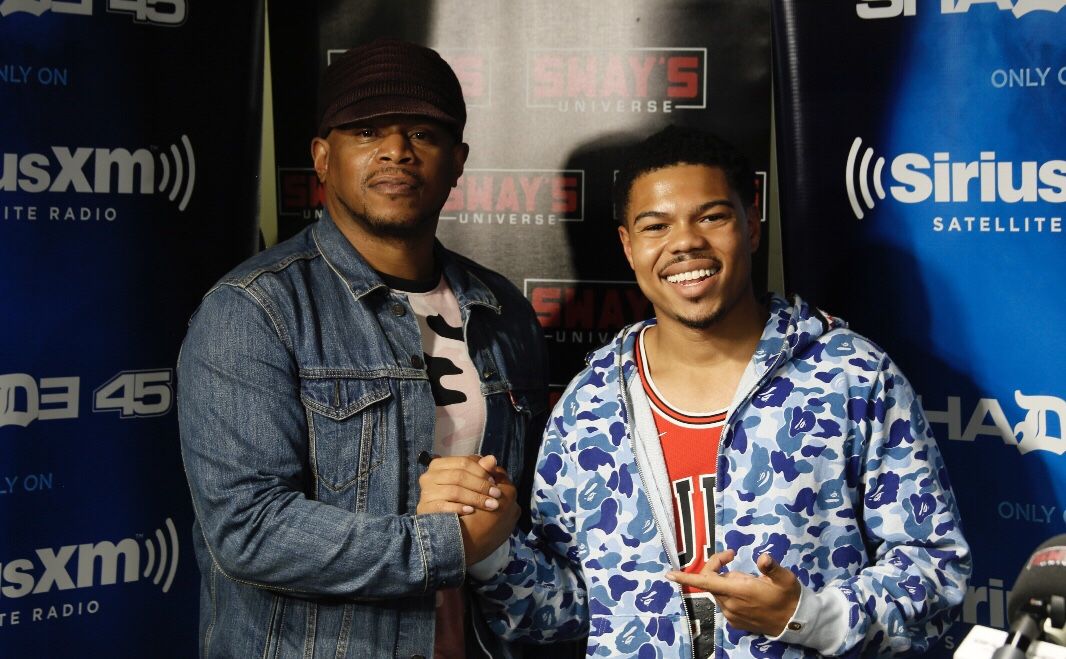 Taylor Bennett Talks New Baby On The Way, Being a Bi-Sexual Dad + 5 Fingers of Death Freestyle