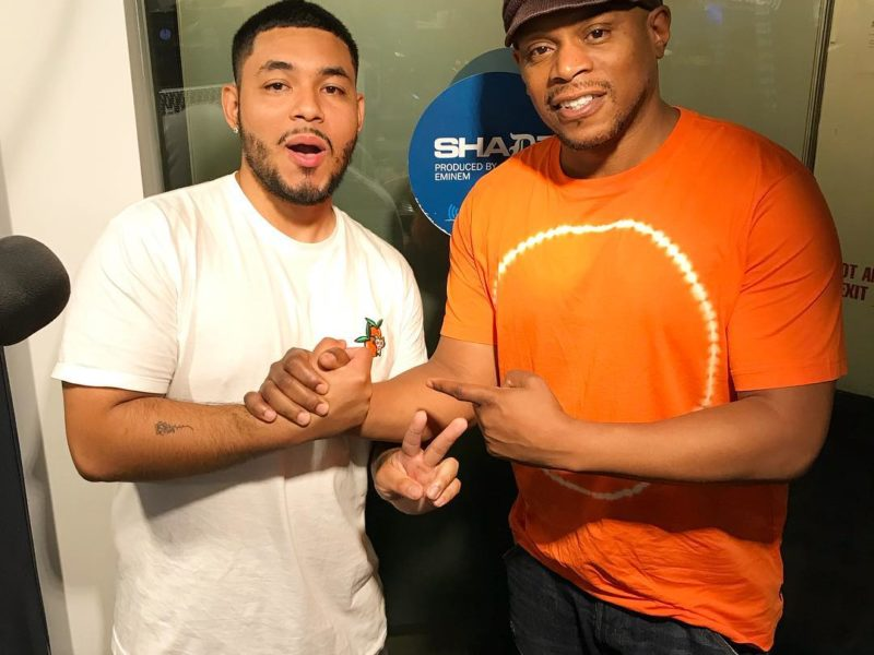DJ Checko Spins Sway In the Morning Mix