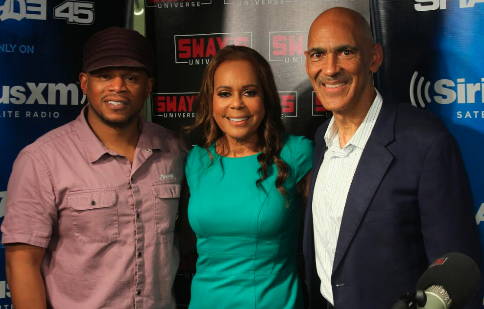 Lauren & Tony Dungy Talk About Representation and Inclusivity In New Sports Book Series