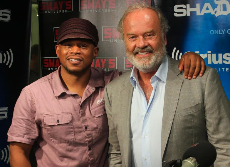 Kelsey Grammer Talks New Netflix Movie 'Like Father' And Talks About Creating 'Girlfriends'