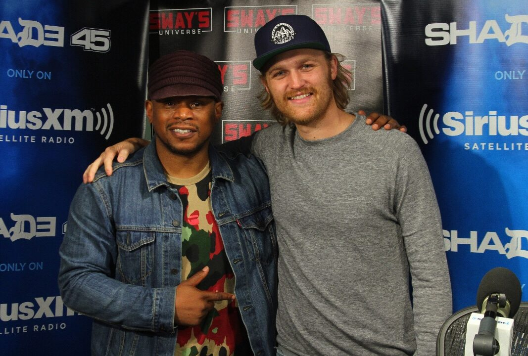 Wyatt Russell Talks 'Lodge 49' on Sway In The Morning