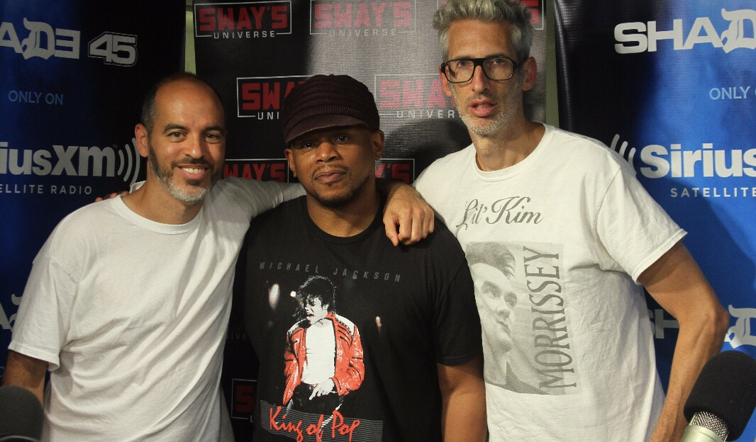 Stretch & Bobbito Sway In The Morning Mix + Interview With A-Trak