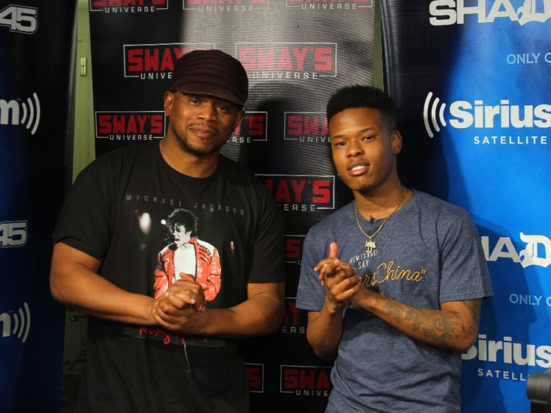 "Nasty C Puts on For South Africa with New Album 'Strings and Bling' + Performs ""SMA"""