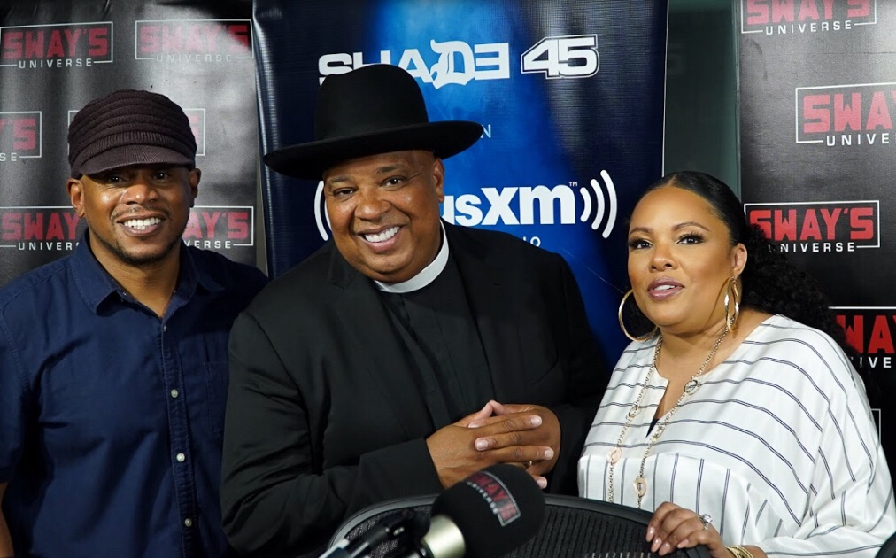 Rev Run and Justine Simmons Talk About New Netflix Series 'All About The Washington's'