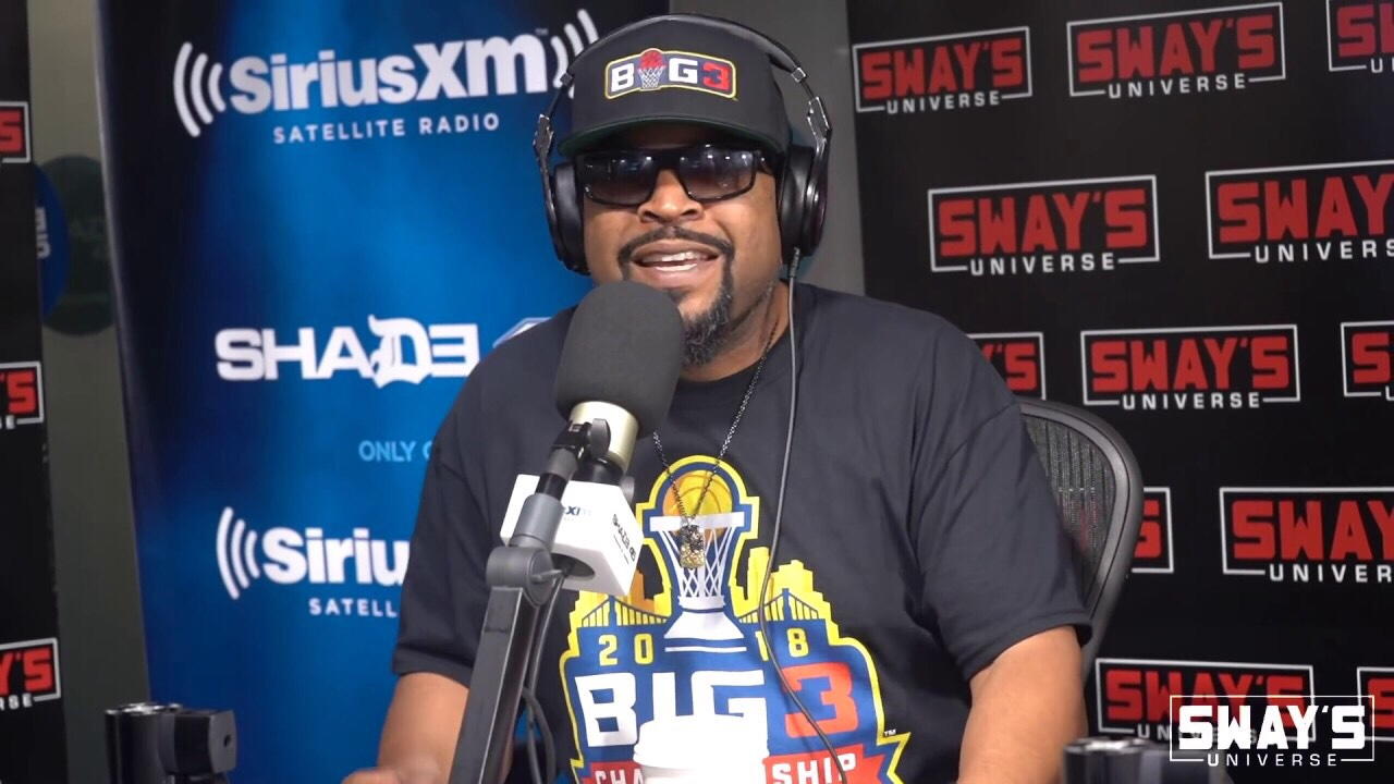 Ice Cube Is Hyped for BIG3 Championship and Talks Odds of Kobe Bryant Joining The League