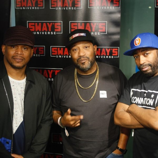 DJ Statik Link Sway In The Morning Mix
