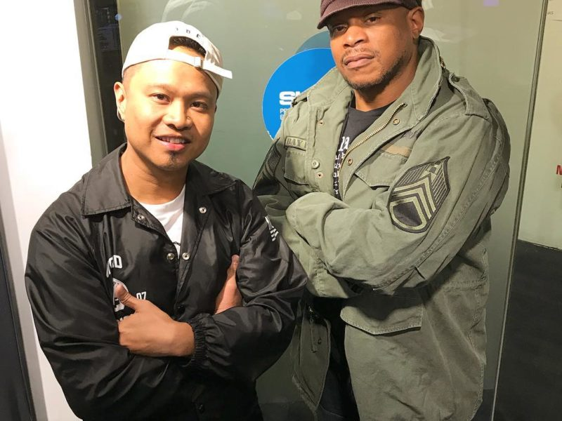 DJ C-Sik Sway In the Morning mix