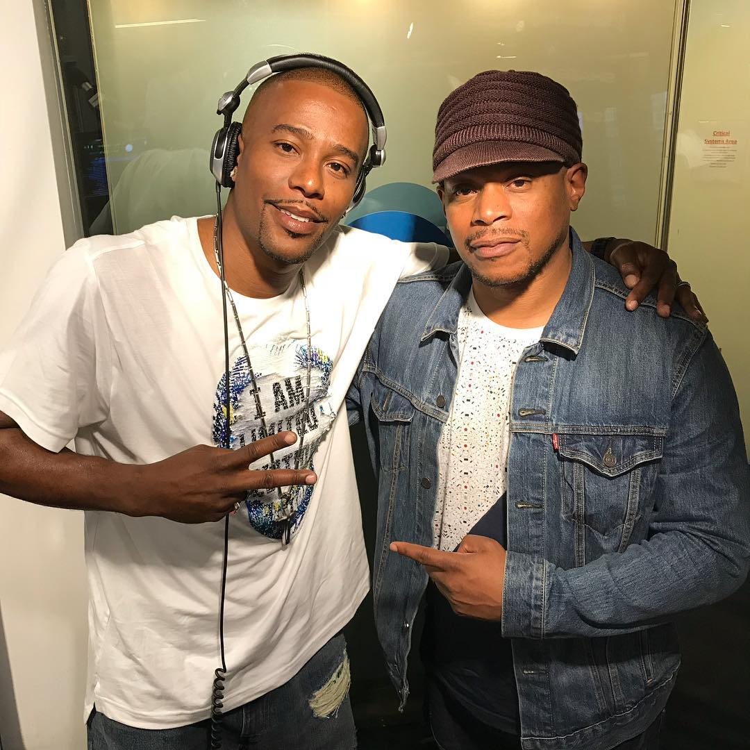 DJ Phoenix Sway In the Morning Mix