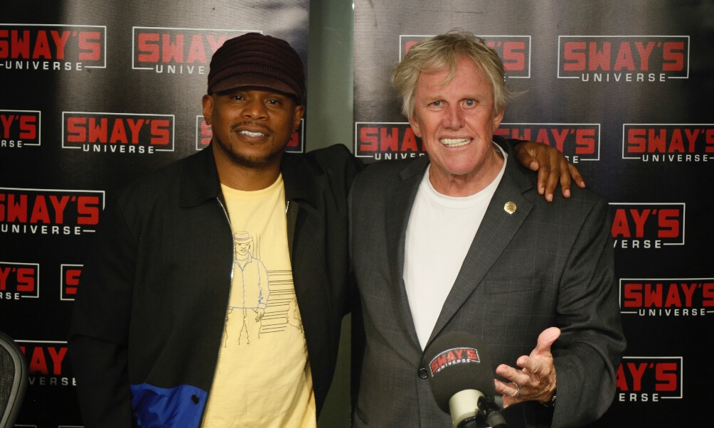 Gary Busey Talks New Book 'Buseyisms: Gary Busey's Basic Instructions Before Leaving Earth'