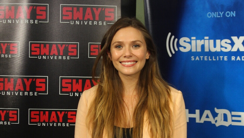 Elizabeth Olsen Talks New Dark Comedy 'Sorry For Your Loss'