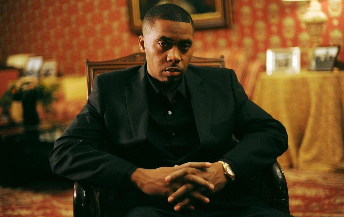Nas Reminisces On His First Six Figure Industry Check From Jermaine Dupri