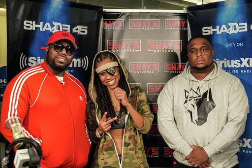 Friday Fire Cypher: Star Jay and Lyric Da Queen Spit over JWhiteDidIt Beats