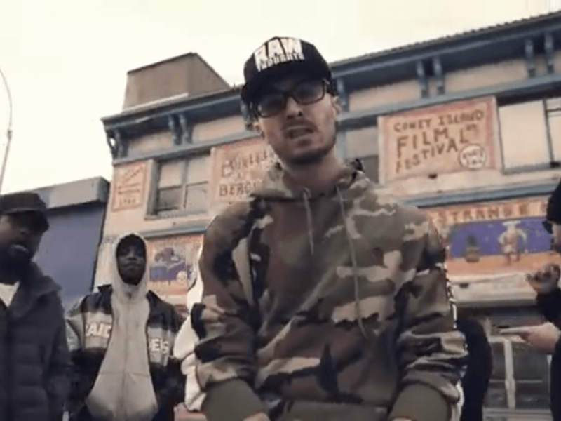 "Watch Chris Webby Feat. ANoyd, Mickey Factz, Apathy, Nems & Ren Thomas ""APEX"""