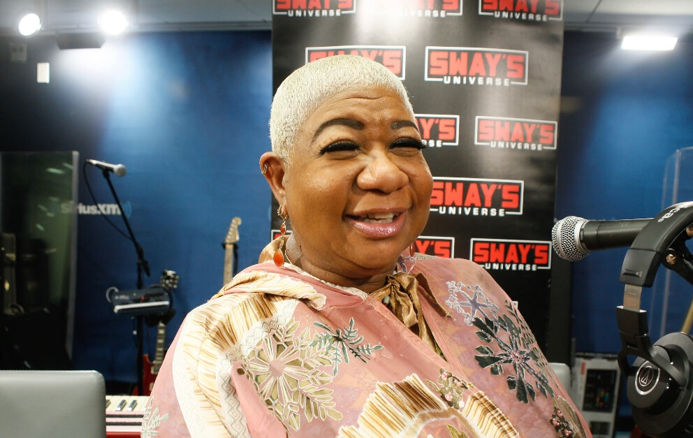 Luenell Talks Kanye West, Roseanne and LOL Comedy Honors