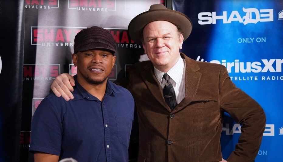 John C. Reilly Talks 'Ralph Breaks The Internet' and Raps on Sway In The Morning