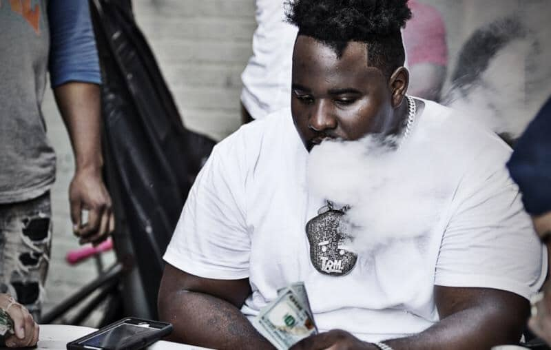 """Fatboy Izzo Drops the """"Talk About It"""" Visual"""