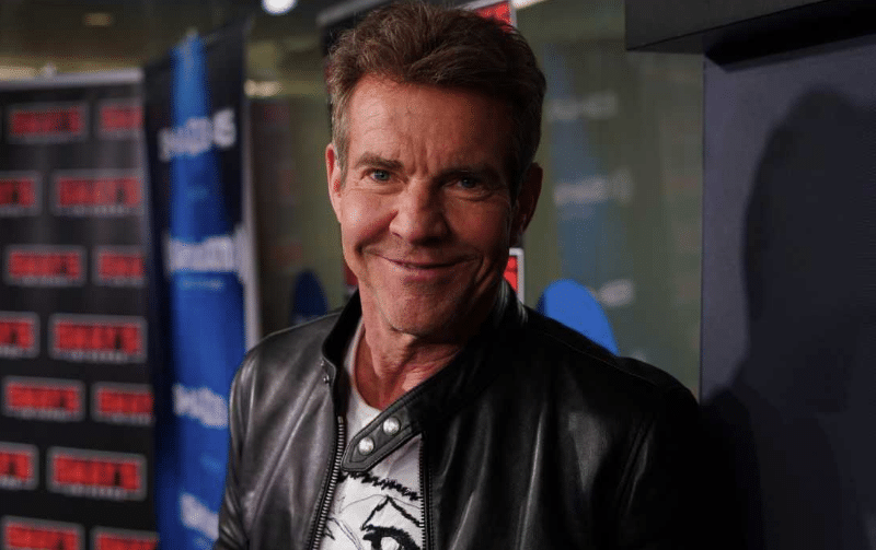Actor Dennis Quaid and Jamie James Talk First Studio Album