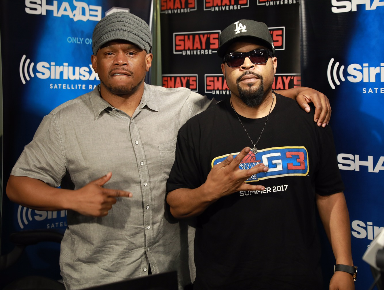 Ice Cube Breaks Down The Music Business, New Album and Kevin Hart's Oscar Situation