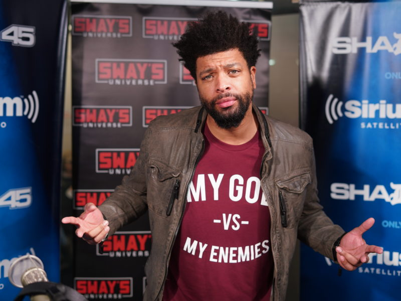 DeRay Davis Says He Wants To Come Back as Bernie Mac And Headlines Caroline's This Weekend