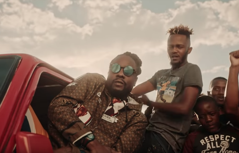 "Watch Kwesta's Video For ""Spirit"" Featuring Wale"