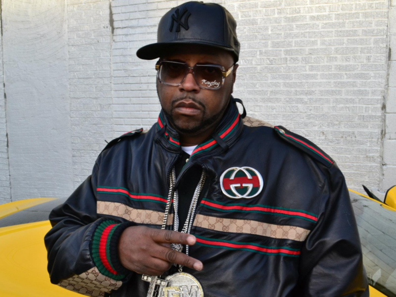 "DJ Kay Slay Featuring Lil Wayne and Busta Rhymes ""They Want My Blood"""