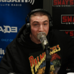 Token Freestyes on Sway In The Morning to 50 Cent Beats